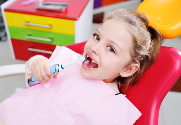 dentista niño barcelona