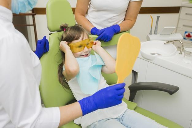 Mejor dentista para niños en Barcelona