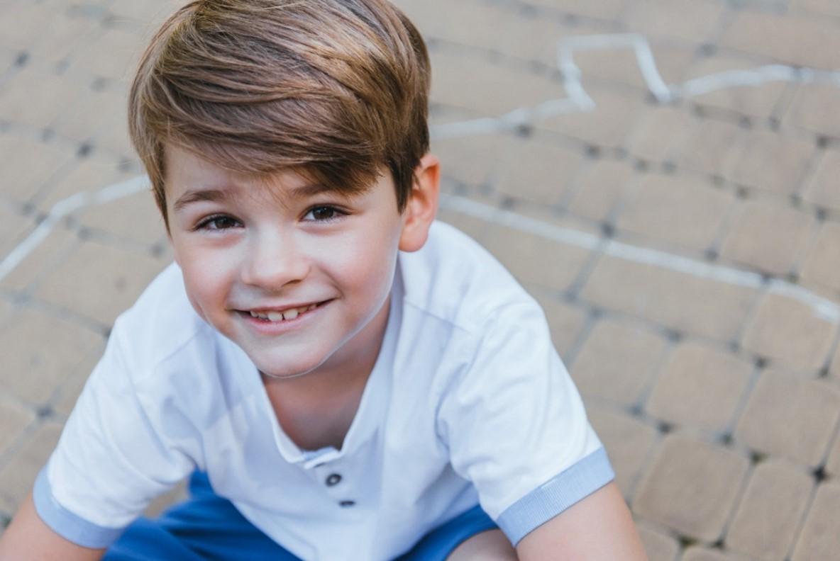 Diastema en los niños: todo sobre los dientes separados